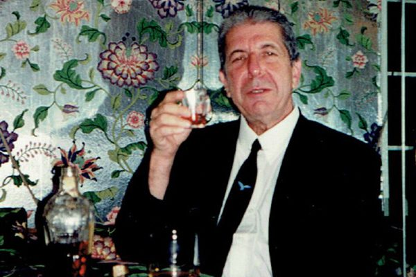 What I Learned from My Wise Uncle Leonard Cohen