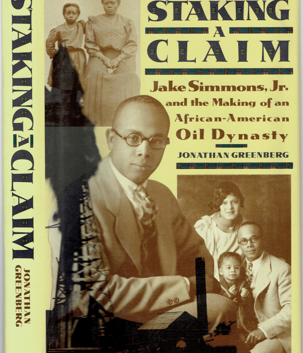 "Critically Acclaimed ""Staking A Claim"" Republished"