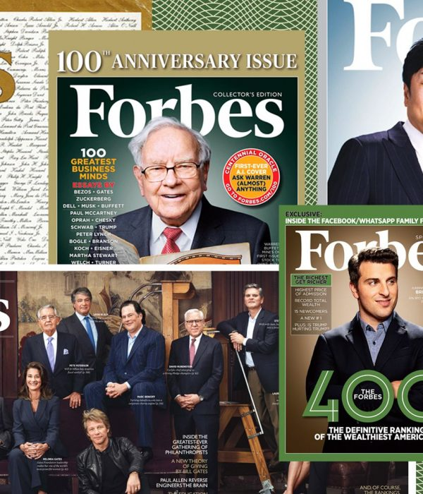 Town & Country: Inside the Forbes 400 List