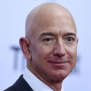 Jeff Bezos topped the Forbes list this year.